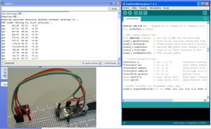 Acelerómetro y Arduino
